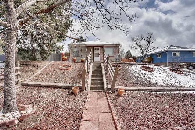 364 Meade Street, Denver, CO 80219 (#8787587) :: The Peak Properties Group