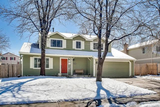 8864 W Rowland Place, Littleton, CO 80128 (#8787832) :: The DeGrood Team