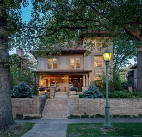 1110 N Humboldt Street, Denver, CO 80218 (#8788237) :: The Galo Garrido Group