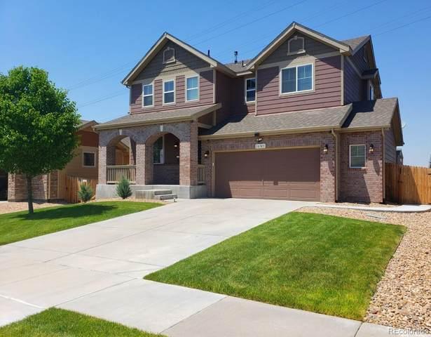 16743 E 102ND Place, Commerce City, CO 80022 (#8788259) :: Symbio Denver