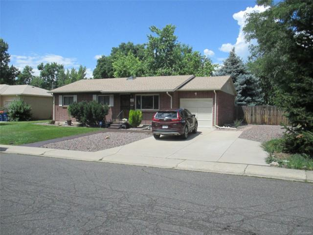 6799 Lewis Street, Arvada, CO 80004 (MLS #8788687) :: 8z Real Estate