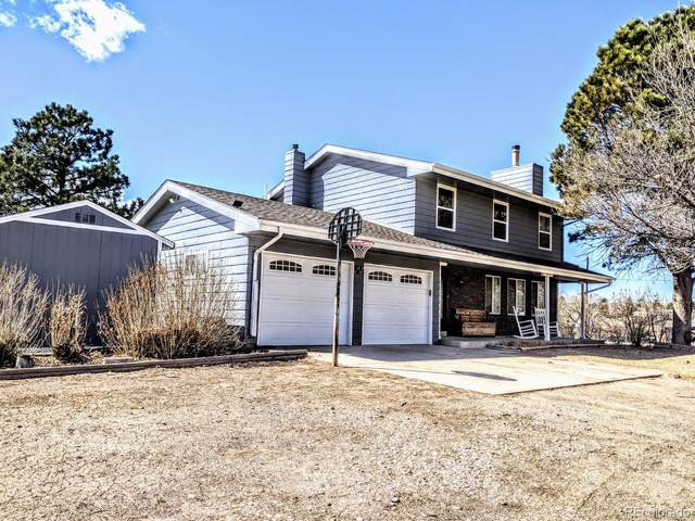 12823 N 5th Street, Parker, CO 80134 (MLS #8788695) :: The Sam Biller Home Team