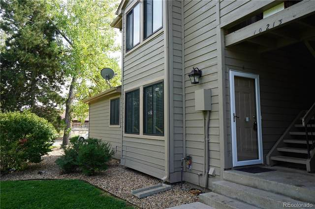 10213 W 80th Drive A, Arvada, CO 80005 (#8788928) :: Bring Home Denver with Keller Williams Downtown Realty LLC