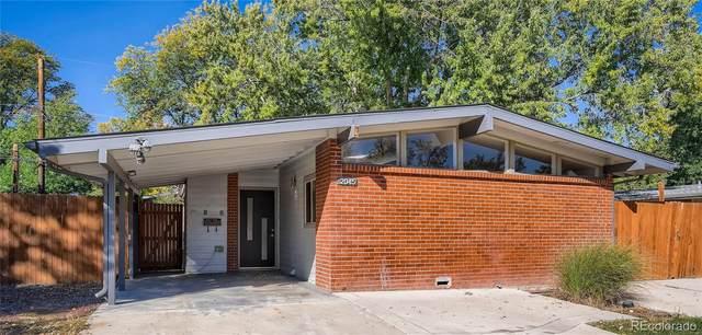 2045 S Utica Street, Denver, CO 80219 (MLS #8789265) :: Find Colorado Real Estate