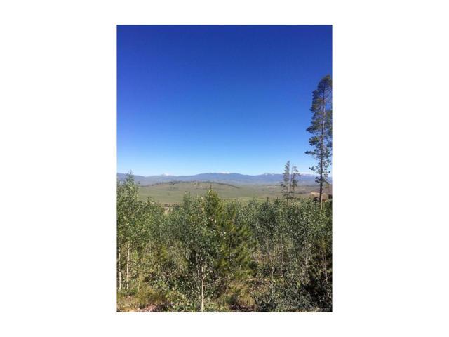 1295 Nimbus Drive, Granby, CO 80446 (MLS #8789317) :: 8z Real Estate