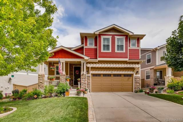 5803 Raleigh Circle, Castle Rock, CO 80104 (#8789790) :: The HomeSmiths Team - Keller Williams