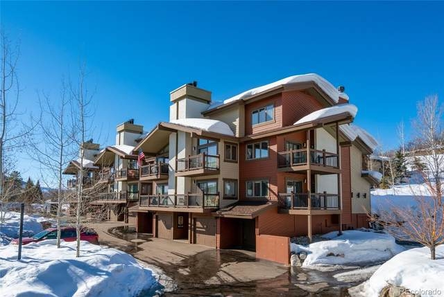 1660 Ranch Road #102, Steamboat Springs, CO 80487 (#8790233) :: HomeSmart Realty Group