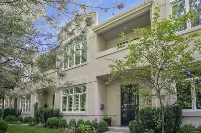 564 Josephine Street, Denver, CO 80206 (#8790241) :: The Peak Properties Group