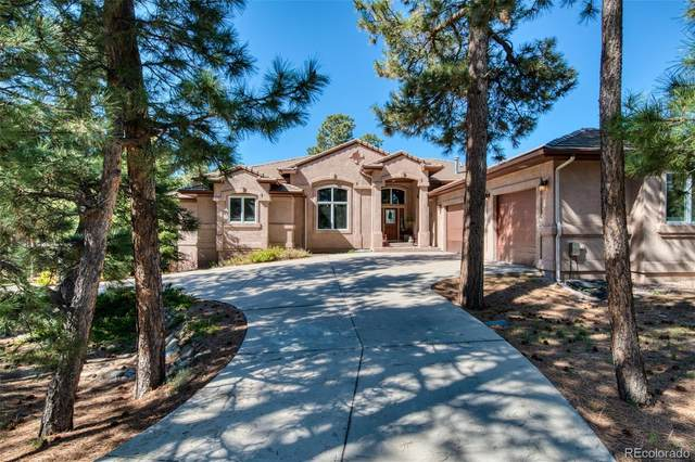 17180 Colonial Park Drive, Monument, CO 80132 (#8790393) :: The Harling Team @ Homesmart Realty Group