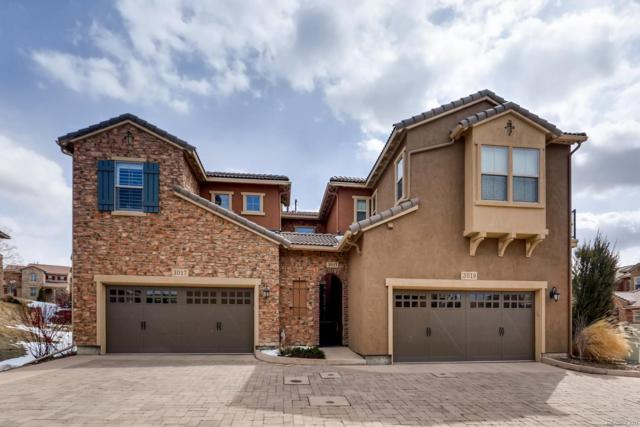 3017 Veneto Court, Highlands Ranch, CO 80126 (#8790636) :: The HomeSmiths Team - Keller Williams