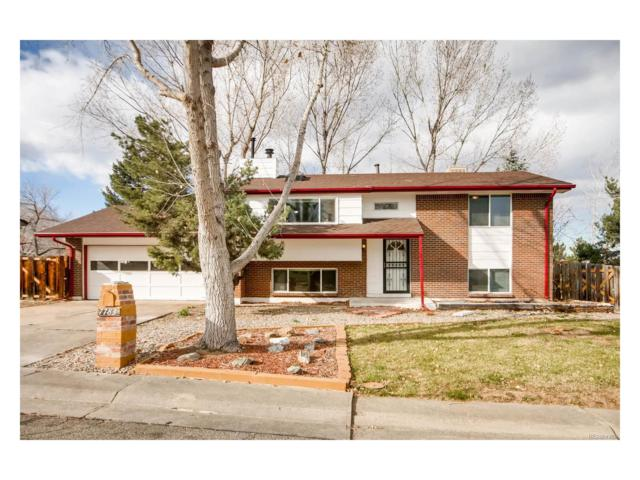 7783 Webster Way, Arvada, CO 80003 (#8791680) :: The Peak Properties Group