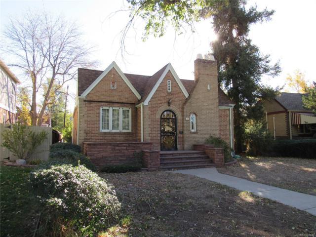 550 S York Street, Denver, CO 80209 (#8792326) :: Thrive Real Estate Group