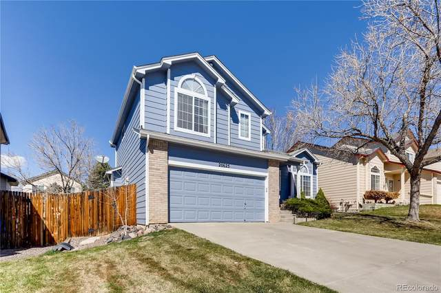 20625 E Oxford Place, Aurora, CO 80013 (MLS #8793095) :: 8z Real Estate