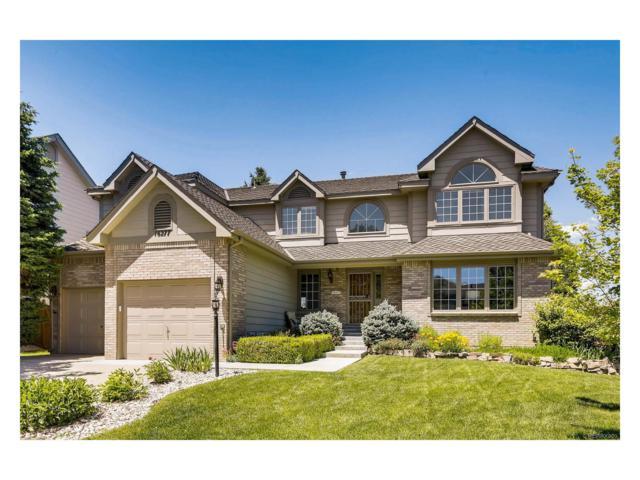16277 E Belleview Place, Centennial, CO 80015 (MLS #8793203) :: 8z Real Estate