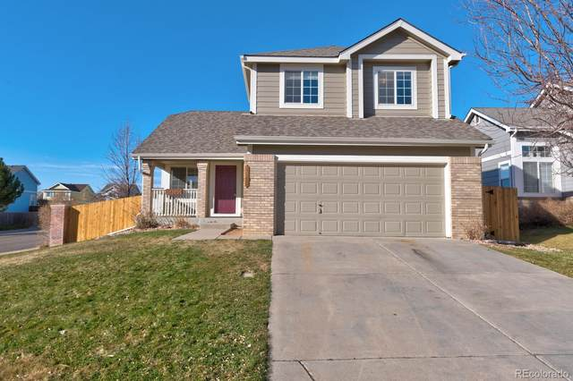 19813 E Vassar Avenue, Aurora, CO 80013 (MLS #8793248) :: The Sam Biller Home Team