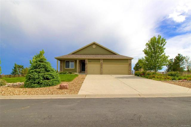 5334 Fairfield Circle, Castle Rock, CO 80104 (#8793378) :: The Peak Properties Group
