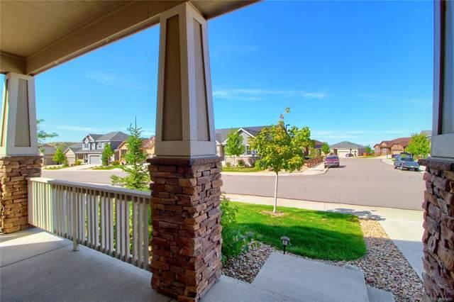 7224 Bandit Drive, Castle Rock, CO 80108 (MLS #8793607) :: 8z Real Estate