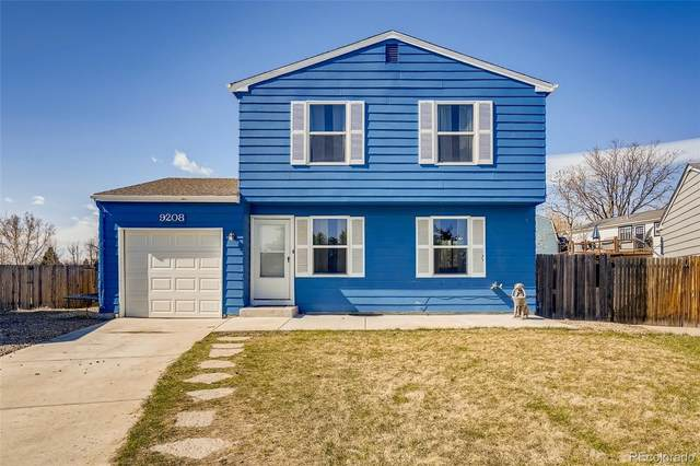 9208 W 100th Circle, Westminster, CO 80021 (#8793701) :: My Home Team