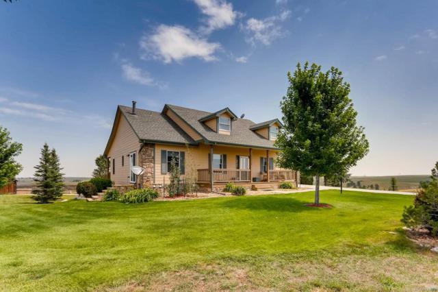 11214 Pony Express Lane, Elbert, CO 80106 (MLS #8793830) :: 8z Real Estate