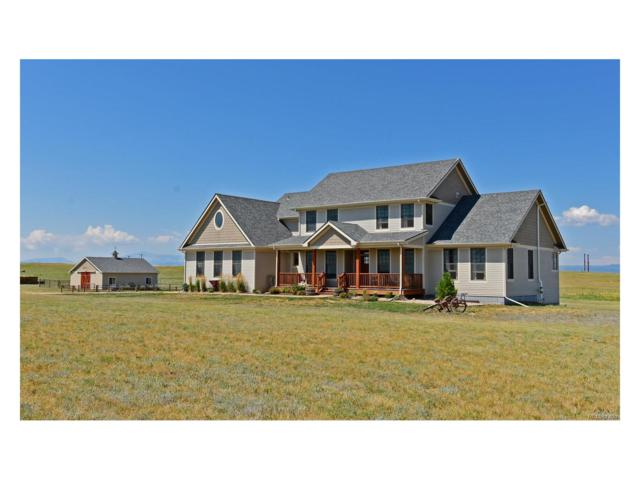 25883 Cave Spring Trail, Elizabeth, CO 80106 (#8794139) :: The Healey Group
