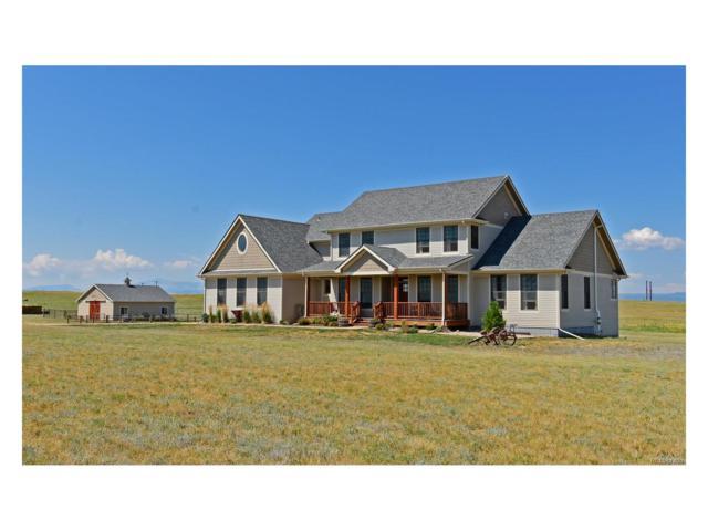 25883 Cave Spring Trail, Elizabeth, CO 80106 (MLS #8794139) :: 8z Real Estate