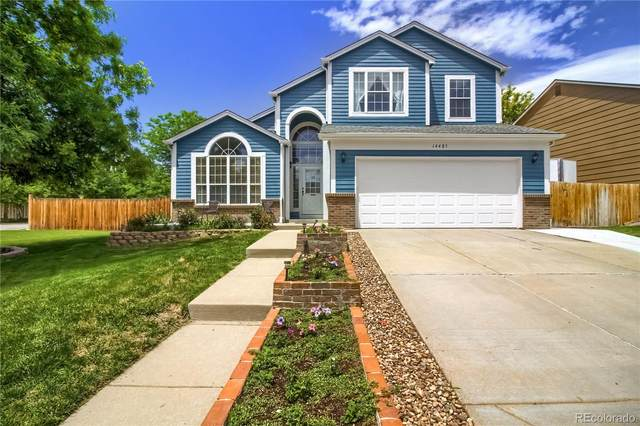 14485 W Iliff Avenue, Lakewood, CO 80228 (#8794280) :: West + Main Homes