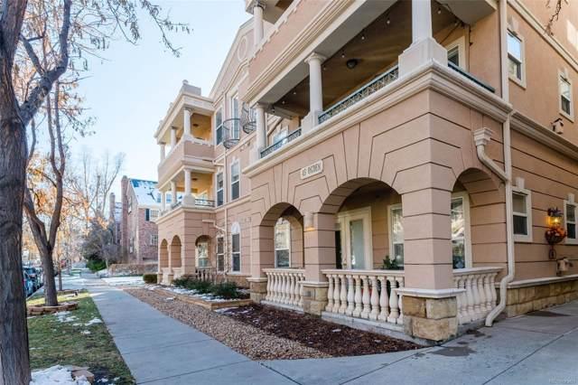 45 N Ogden Street #201, Denver, CO 80218 (#8794428) :: The HomeSmiths Team - Keller Williams