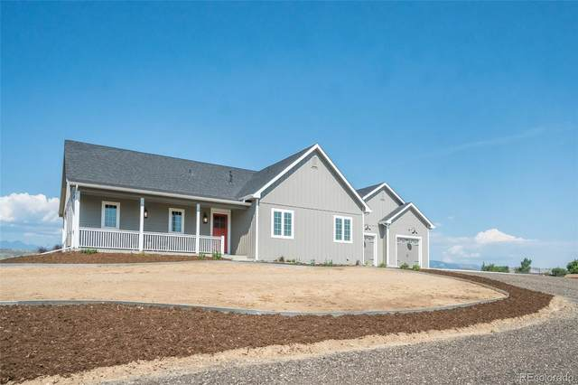 4208 W County Road 4, Berthoud, CO 80513 (MLS #8794501) :: Kittle Real Estate