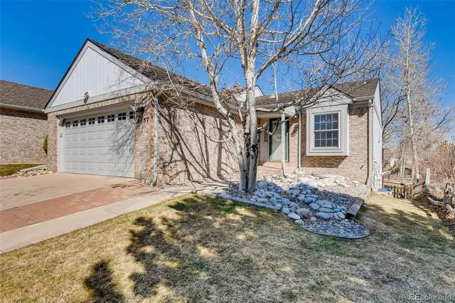 6157 E Hinsdale Court, Centennial, CO 80112 (#8794691) :: Re/Max Structure