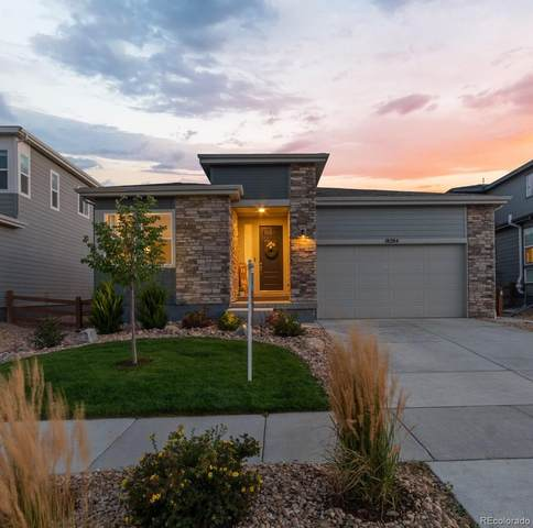 18284 W 94th Lane, Arvada, CO 80007 (#8794799) :: THE SIMPLE LIFE, Brokered by eXp Realty