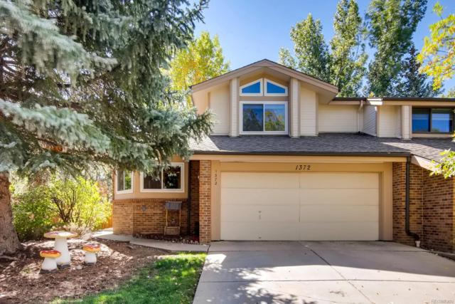 1372 Northcrest Drive, Highlands Ranch, CO 80126 (#8794893) :: My Home Team