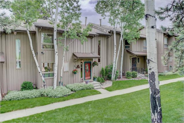 2356 Hiwan Drive #42, Evergreen, CO 80439 (#8794979) :: Compass Colorado Realty