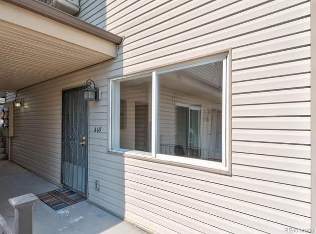 6021 Yarrow Street B18, Arvada, CO 80004 (MLS #8795014) :: 8z Real Estate
