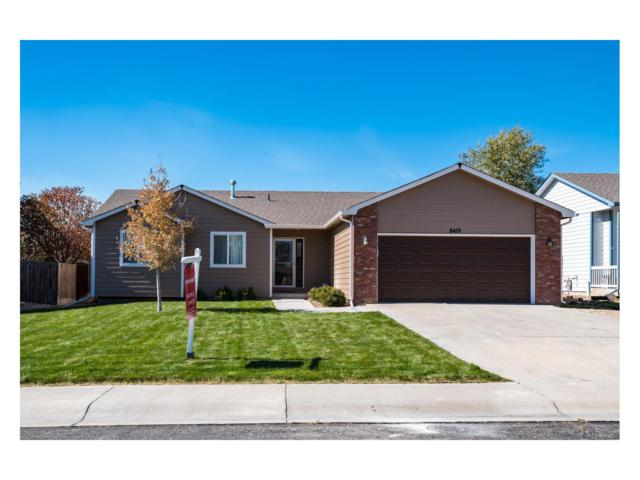 8419 Three Silos Drive, Wellington, CO 80549 (MLS #8795084) :: 8z Real Estate