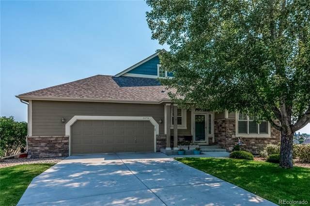 6674 S Quail Way, Littleton, CO 80127 (#8795356) :: The Dixon Group