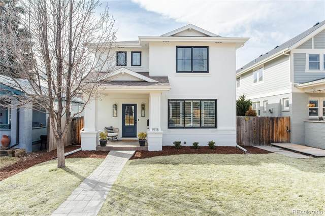 1915 S Washington Street, Denver, CO 80210 (#8795449) :: The DeGrood Team