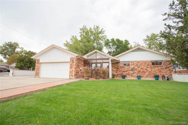 361 Bruce Lane, Northglenn, CO 80260 (MLS #8795585) :: 8z Real Estate