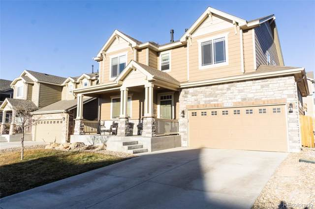 10238 Nucla Street, Commerce City, CO 80022 (#8795586) :: James Crocker Team
