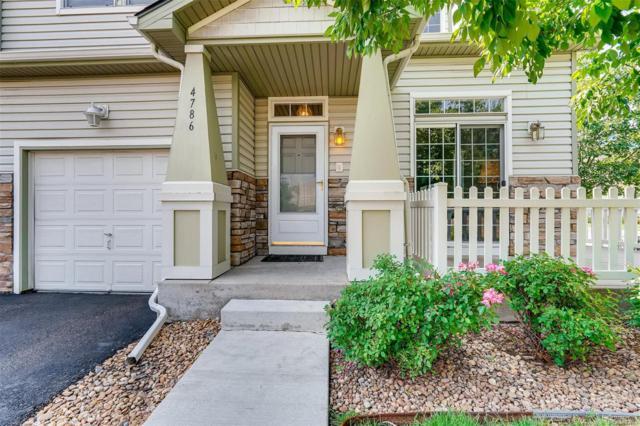 4786 Flower Street, Wheat Ridge, CO 80033 (#8795675) :: The Peak Properties Group