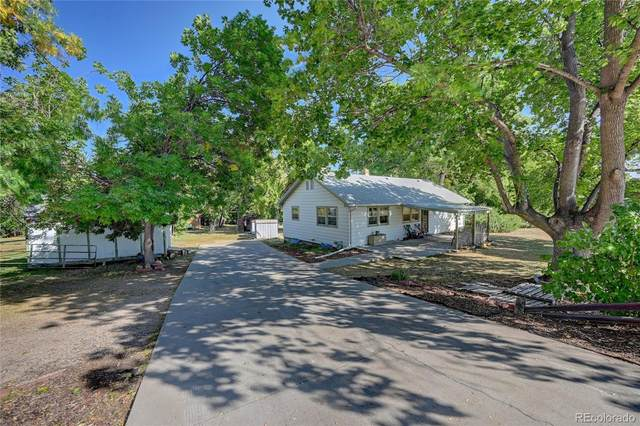 9295 W 2nd Avenue, Lakewood, CO 80226 (#8795806) :: The HomeSmiths Team - Keller Williams