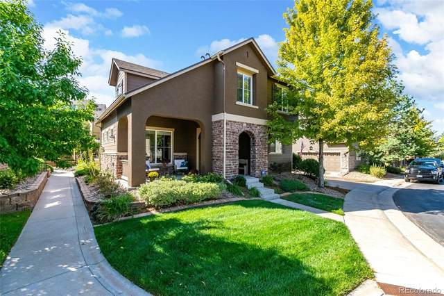 3987 Blue Pine Circle, Highlands Ranch, CO 80126 (#8795956) :: THE SIMPLE LIFE, Brokered by eXp Realty