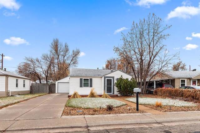 6860 Reno Drive, Arvada, CO 80002 (MLS #8796274) :: Keller Williams Realty