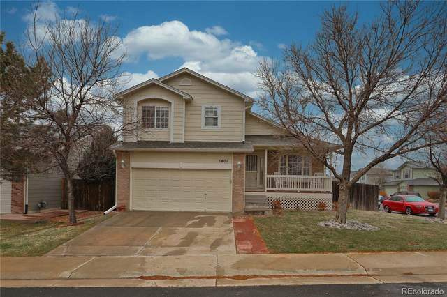 5401 S Versailles Street, Aurora, CO 80015 (MLS #8796428) :: 8z Real Estate