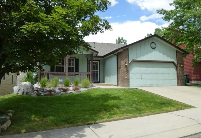 13881 W 64th Drive, Arvada, CO 80004 (#8797249) :: The HomeSmiths Team - Keller Williams