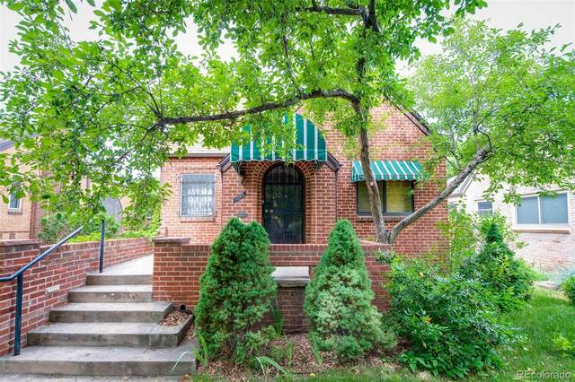 1285 Glencoe Street, Denver, CO 80220 (#8797434) :: Finch & Gable Real Estate Co.