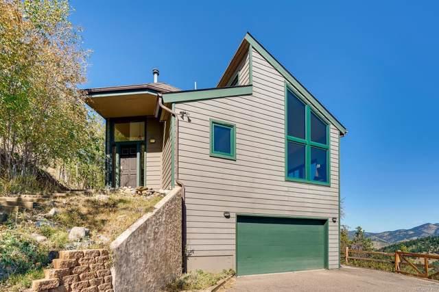 31 Hy Vu Drive, Evergreen, CO 80439 (MLS #8797511) :: 8z Real Estate