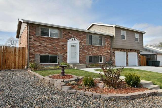 11915 Spring Drive, Northglenn, CO 80233 (#8797543) :: The Peak Properties Group