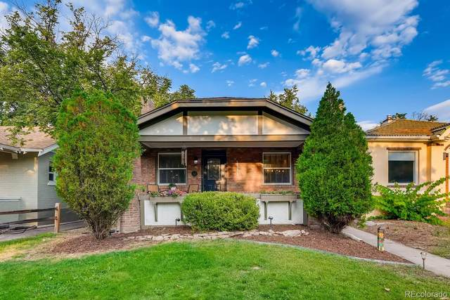 1331 Bellaire Street, Denver, CO 80220 (#8797648) :: The HomeSmiths Team - Keller Williams