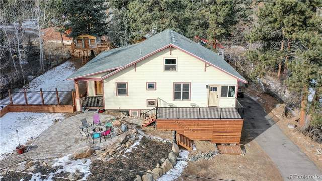 3453 Alma Lane, Kittredge, CO 80457 (#8797897) :: The Colorado Foothills Team | Berkshire Hathaway Elevated Living Real Estate