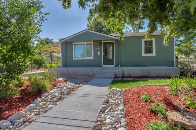 1405 S Newton Street, Denver, CO 80219 (MLS #8798119) :: 8z Real Estate